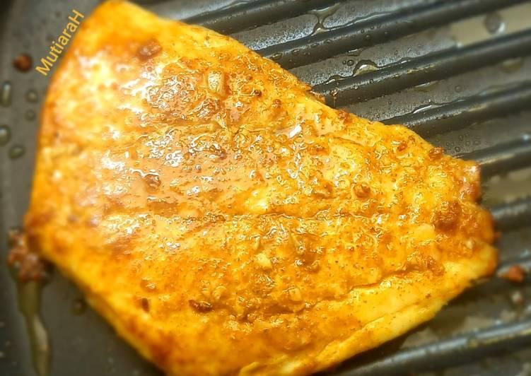 Resep Ikan Bakar Teflon yang Lezat Sekali