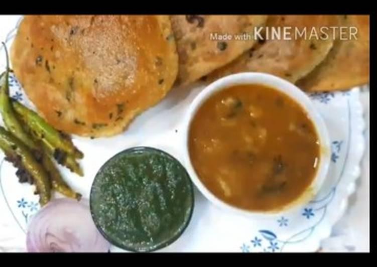 Steps to Prepare Top-Rated Aloo kachori