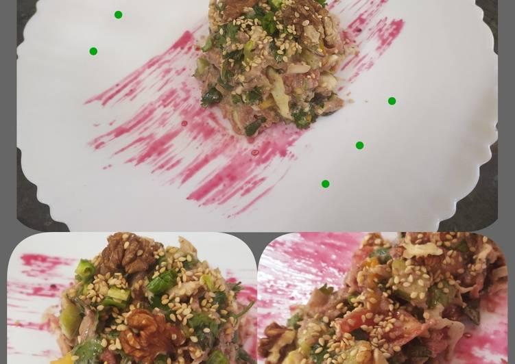 WorkShop Tabbouleh Salad green Salad