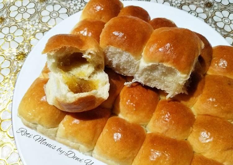 Roti Manis Super Lembut
