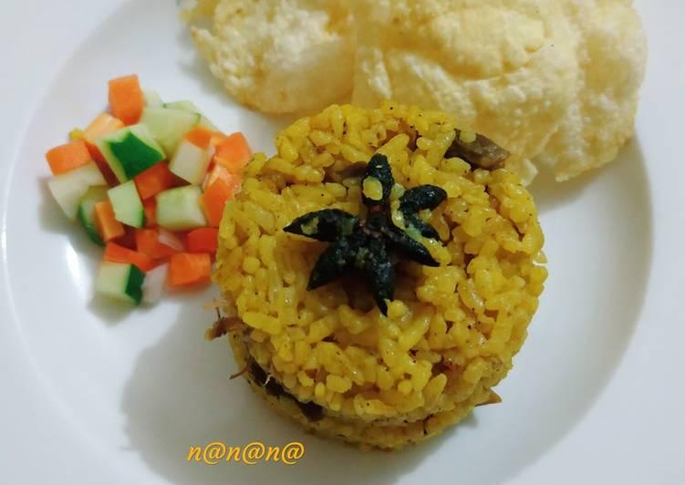 resep nasi kebuli kambing rice cooker oleh erna meilinda cookpad Resepi Air Lada Nasi Arab Enak dan Mudah