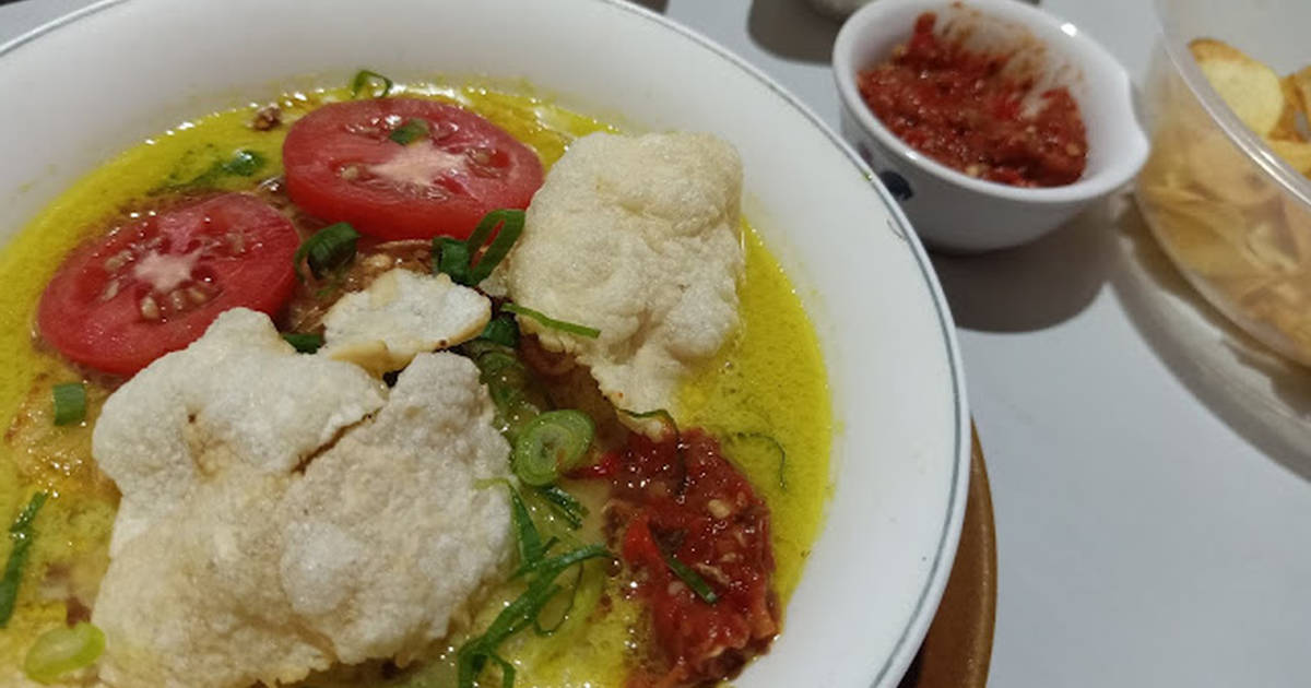 1 085 Resep Soto Daging Pedas Khas Betawi Enak Dan Sederhana Ala Rumahan Cookpad