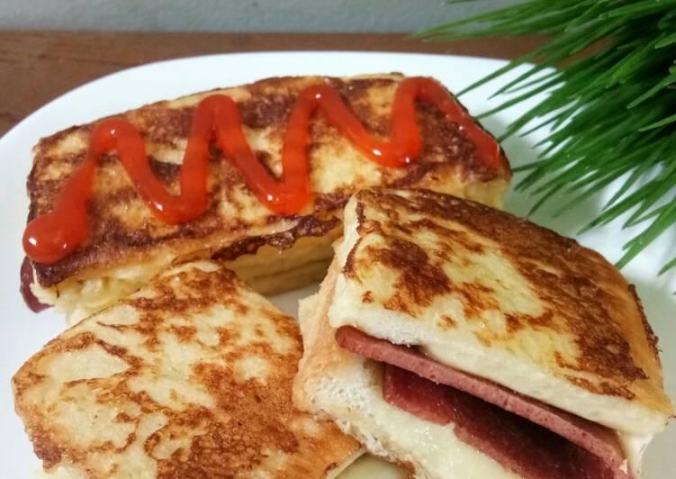 Resep Roti Bakar Simple Paling dicari
