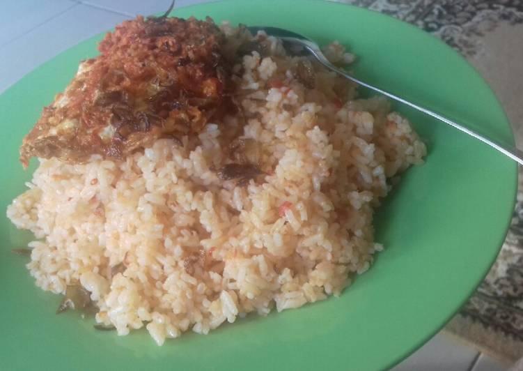 Resep Nasi Goreng Sederhana Bikin Ngiler