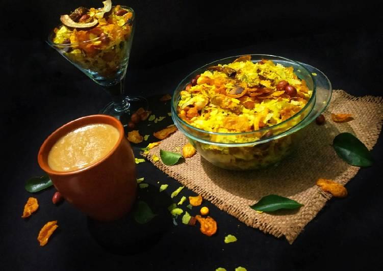 Recipe of Quick Chivda