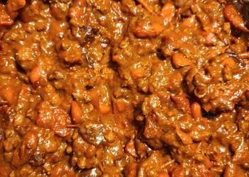 Easiest Way to Prepare Perfect Real Chile Chili