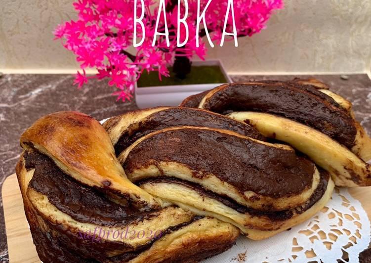 Chocolate Babka versi +62
