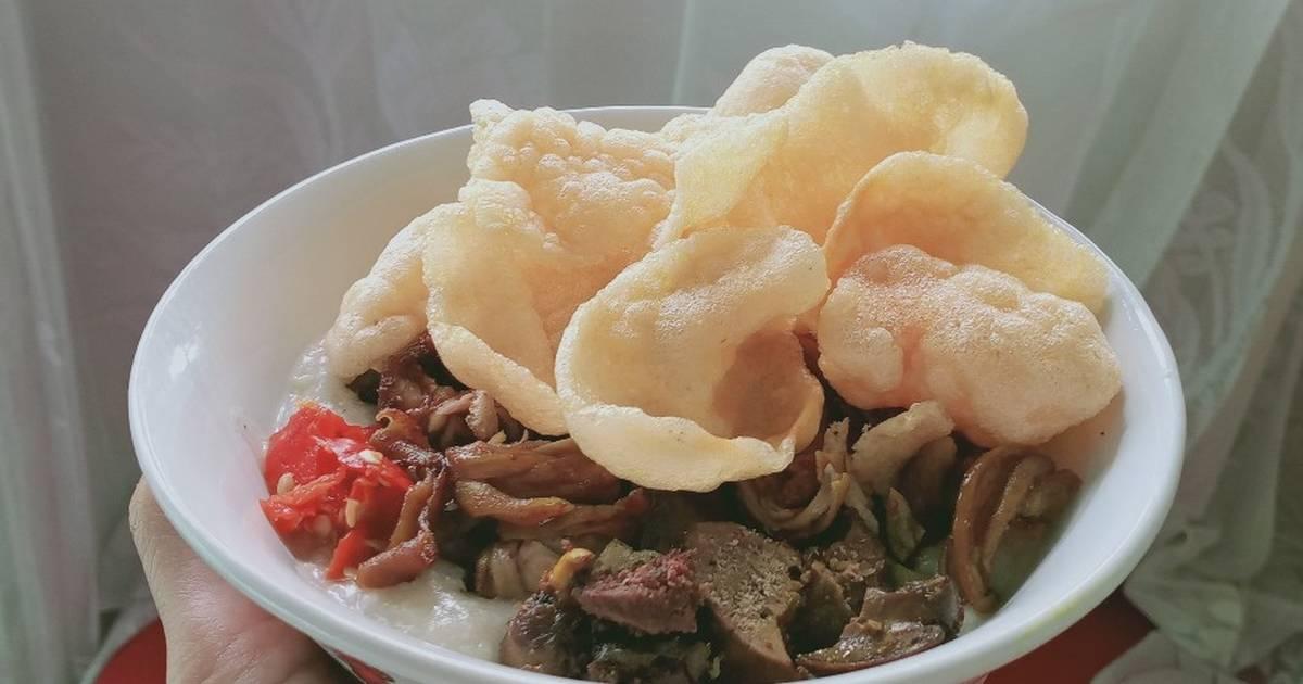 Resep Bubur Gorontalo Oleh Rica Yulianti Lahilote Cookpad