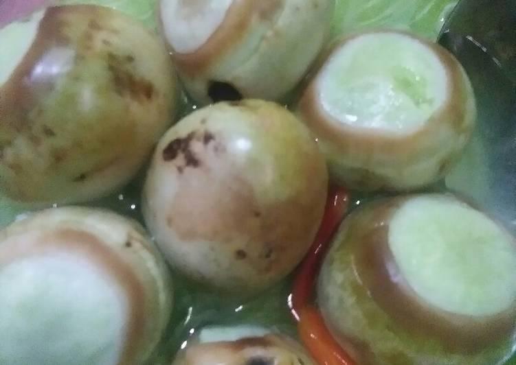 Sayur/Cacapan (Kalangkala)