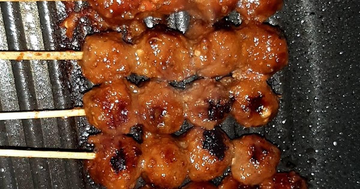 Resep Bakso Bakar Oleh Asih Beran Cookpad