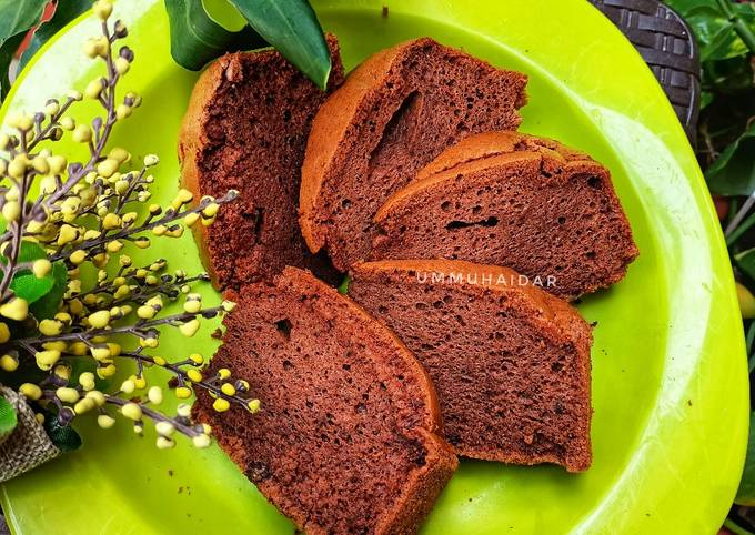 Resep Chiffon cake coklat, Lezat