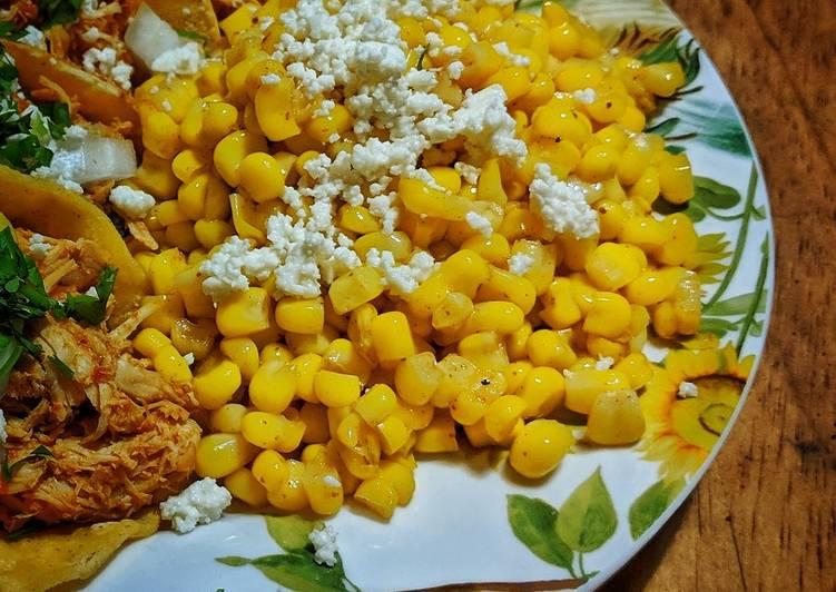 Chili-Lime Corn
