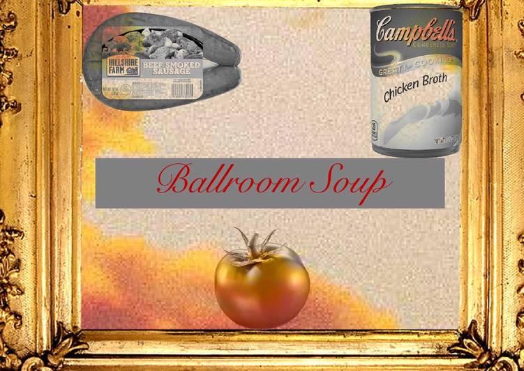 Ballroom Tomato Soup