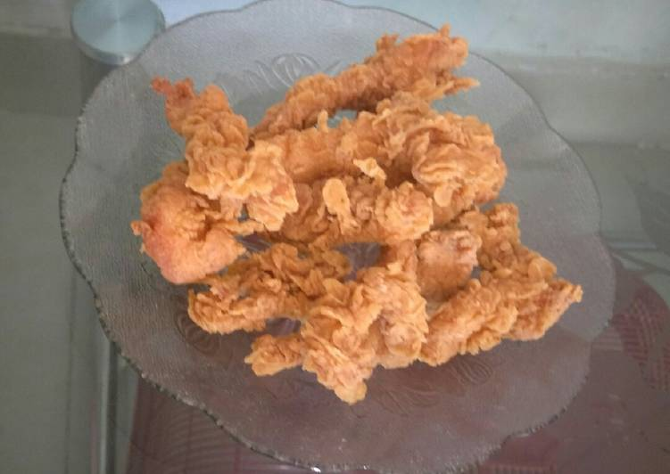 Ayam kfc Kriuk kriuk