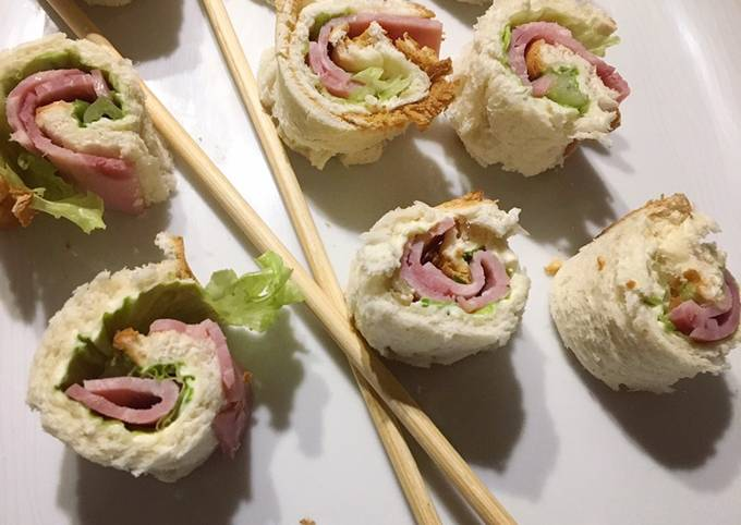 Makis pain de mie