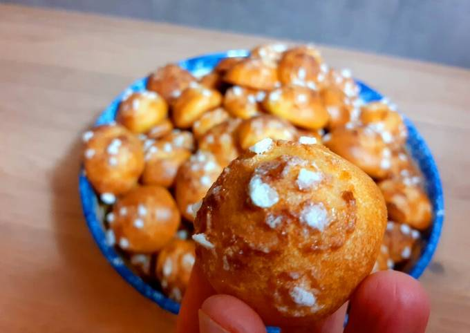 Chouquettes healthy