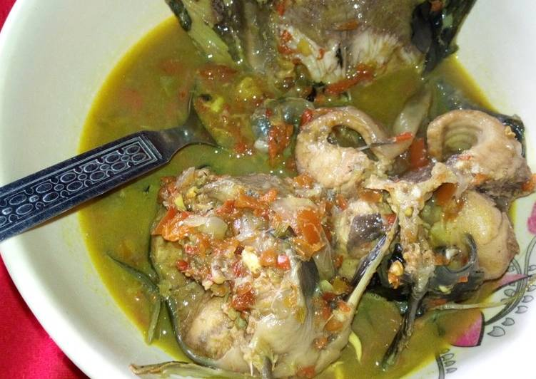 Steps to Prepare Top-Rated Catfish Pepper Soup