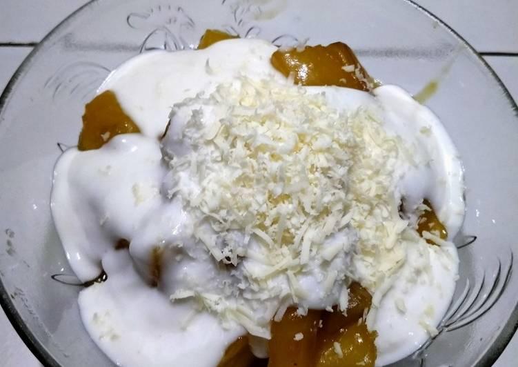Singkong thailand gula merah - cookandrecipe.com