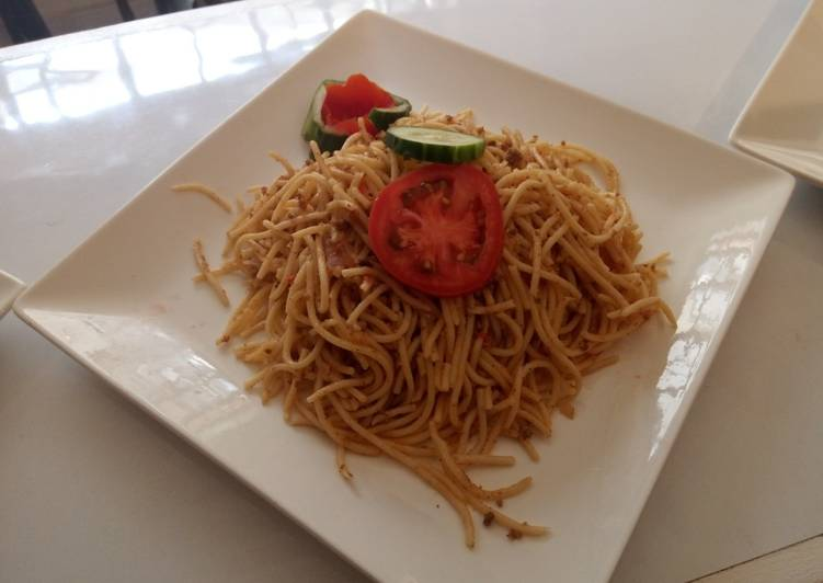 Simple Way to Prepare Perfect Spaghetti Bolonaghse
