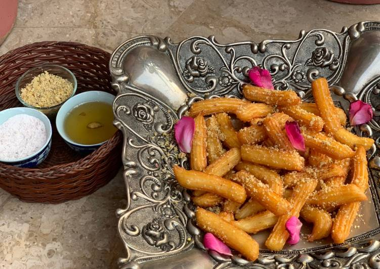 Step-by-Step Guide to Prepare Top-Rated Balah el Sham (Egyptian churros)