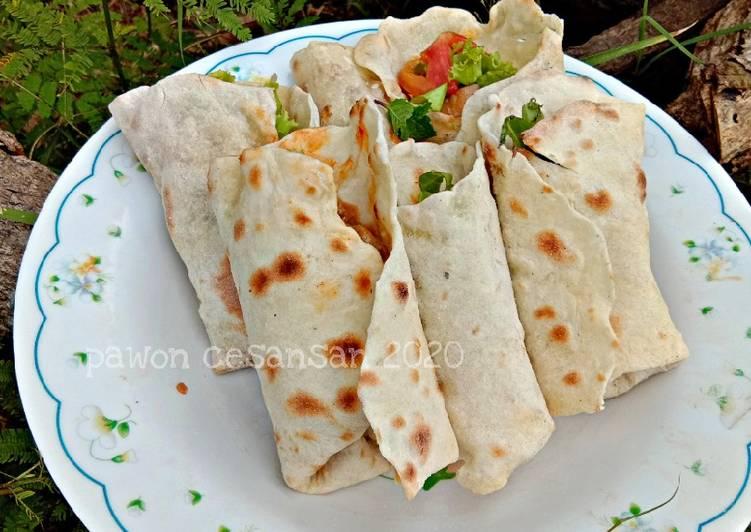 Kebab Mini Isi Ayam Jahe