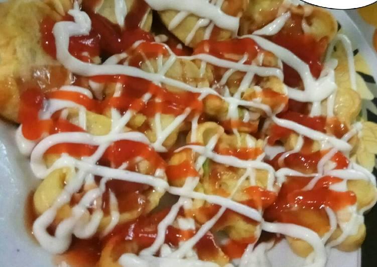 Takoyaki ceria