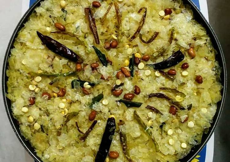 Poha Chivda - Laurie G Edwards