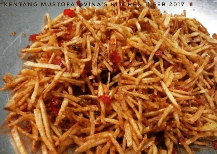 Kentang Mustofa & tips anti gagal