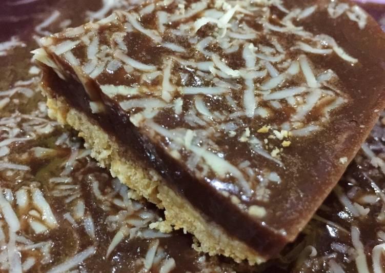 Resep Pudding Regal Cokelat Keju Anti Gagal