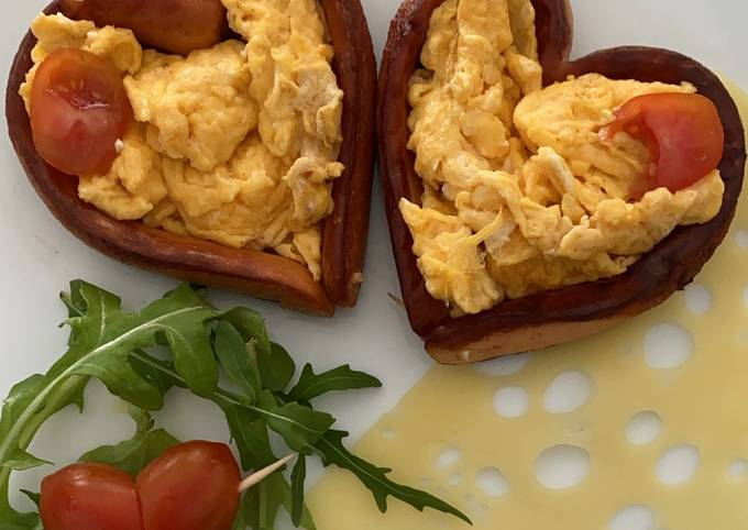Πρωινό με αίσθημα... ❤️