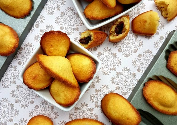 How to Cook Yummy Madeleines