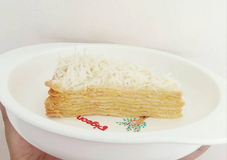 Mille Crepes Nissin Crackers - MPASI