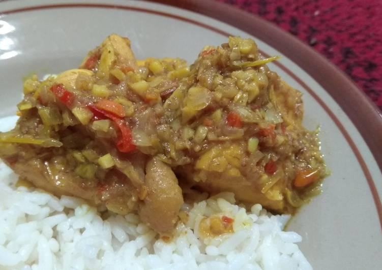 Resep Tahu Ayam Betutu Yang Populer Pasti Enak