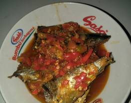 Ikan cue tongkol kesukaan suamiku???