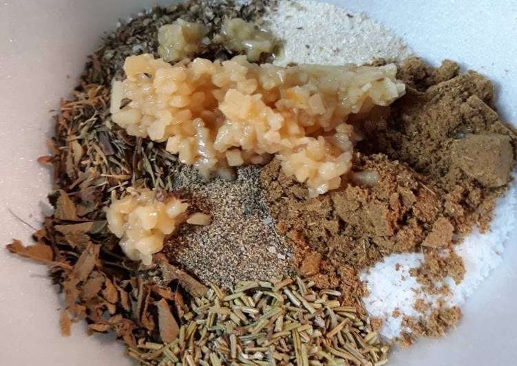 Gyro Spices