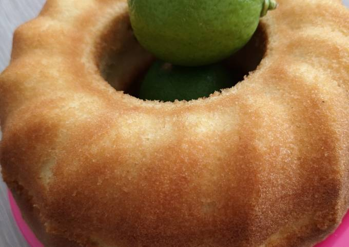 Gâteau moelleux au citron et mascarpone 🧀