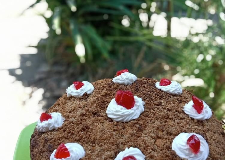 White Coffe Cake