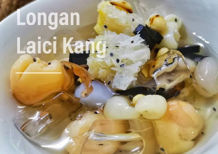 Air Longan Laici Kang - resepipouler.com