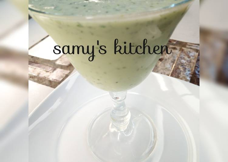 Cucumber juice recipe by samy,s kitchen