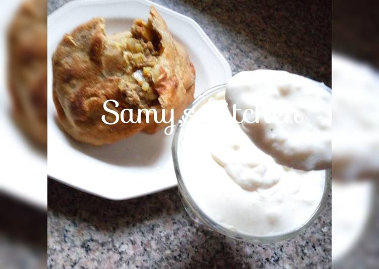 Turn to Food to Elevate Your Mood Simple pudding recipe by samy,s kitchen