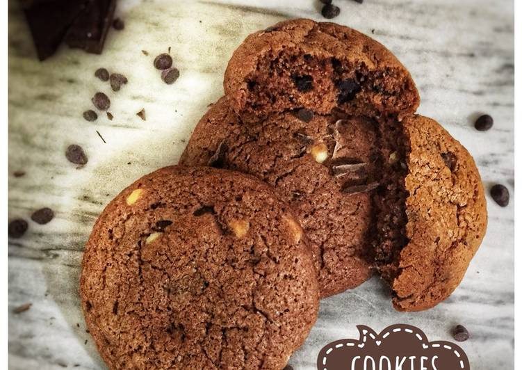 Des cookies ? aux pépites de chocolat ?