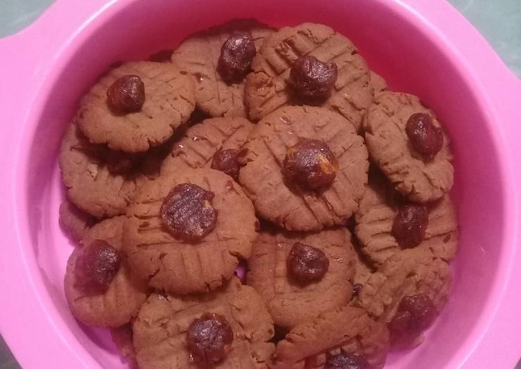 Cookies kurma teflon