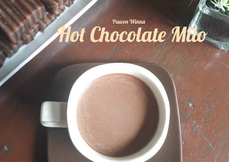 249.Hot Chocolate Milo