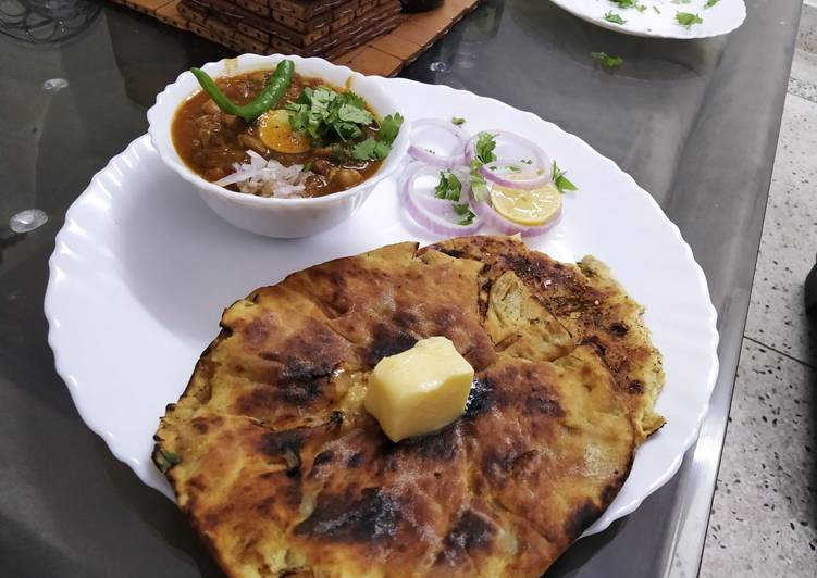 Step-by-Step Guide to Prepare Favorite Amritsari Chole with Amritsari Kulcha