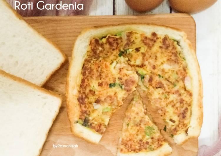 Resepi:  Murtabak Roti Gardenia Simple