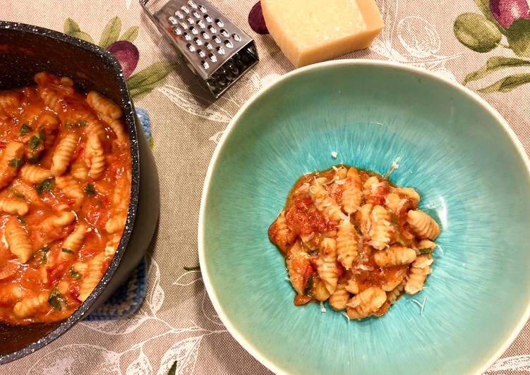 Malloreddus - sardische Pasta