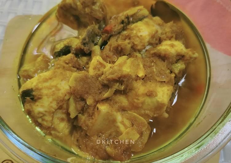 Ayam Betutu Bali (Versi Kukus)
