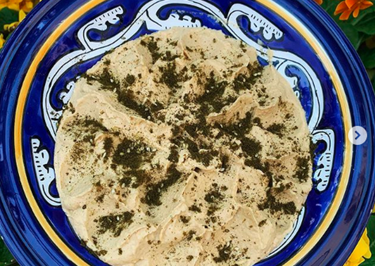 Recipe: Delicious Houmous libanais !