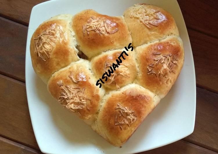Roti Sobek untuk pemula