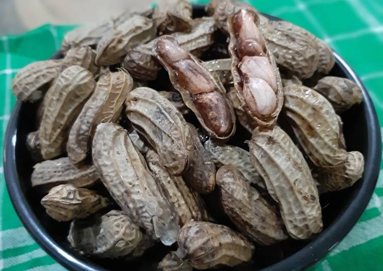 Kacang rebus presto